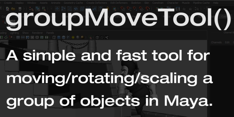 Group Move Tool ** Preview