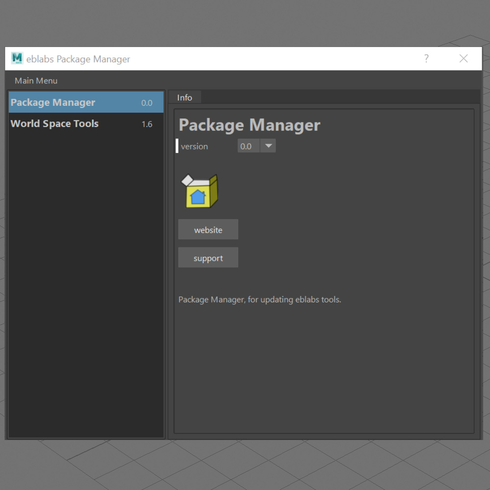 Package Manager Quick Install Beta